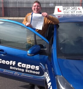 Automatic Driving Test Pass! Automatic Driving lesson in Stockport and surrounding areas