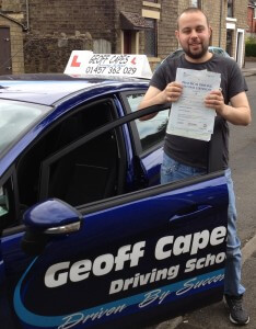Driving Lessons Glossop