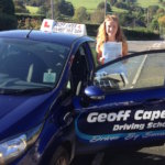 Geoff Capes Driving School
