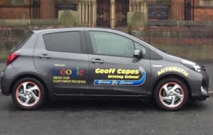 Automatic Driving Lessons in Stockport, Macclesfield & Glossop