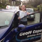 Emily Dixon of Glossop