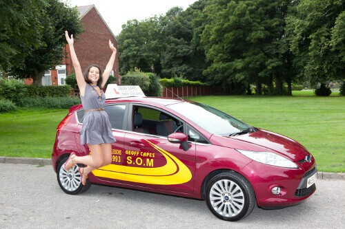 Driving Lessons in Knutsford