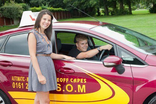Manual & Automatic Driving Lessons Stockport