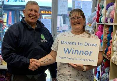 Driving Lessons in Stockport - Drive To Drive Winner
