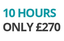 10 Hours for only £270